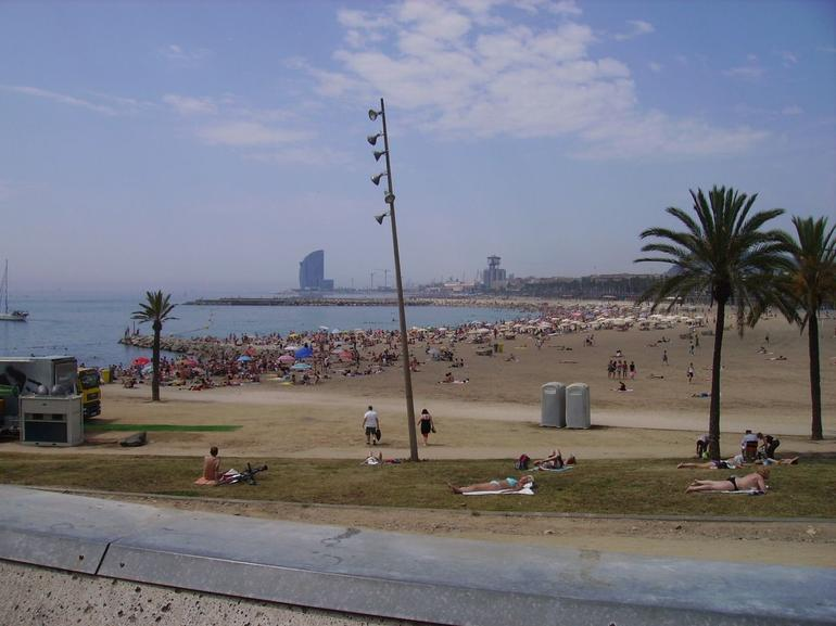 Barcelona beach - Barcelona