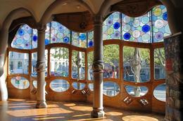 Casa Batllo in Barcelona., Stuart R - August 2008