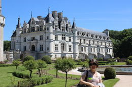 Favourite castle was Chenonceau. Beautiful. , sue d - June 2014
