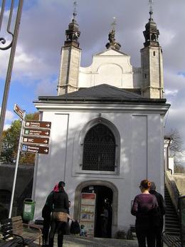 Ingången till benkyrkan i Kutna Hora , Manuela W - November 2013