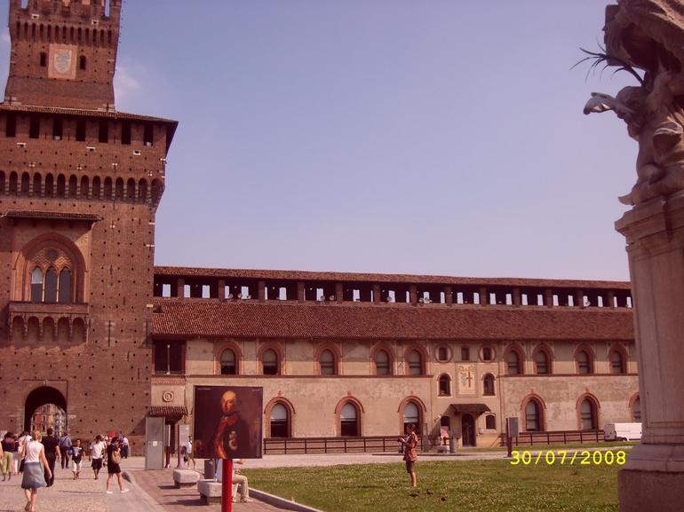 Castle Sforseza - Milan