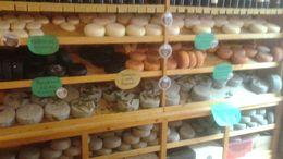 We bought the most wonderful pecorino cheese here! , bobbika - April 2015