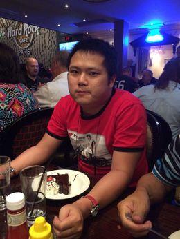 My son - Gabriel Wee , Boi Kui C - June 2015