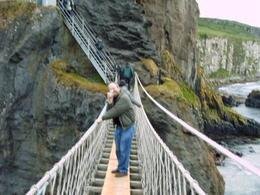 Carrick-a-Rede rope bridge , gerald d - June 2011