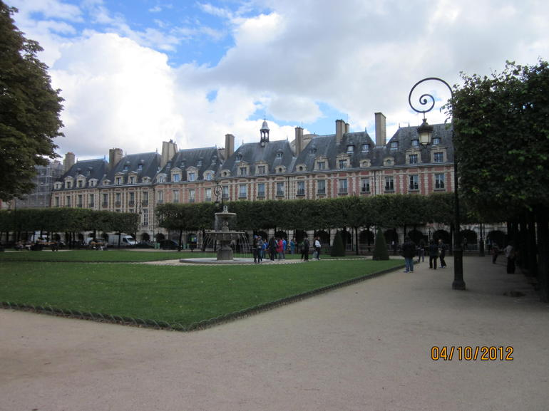 Paris Walking Tour: Discover the Marais District photo 10