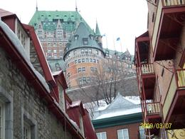 Quebec city view - March 2009