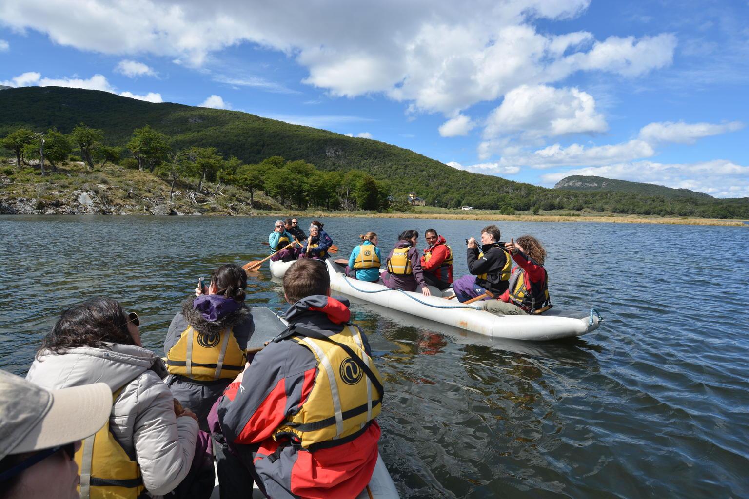 MÁS FOTOS, Tierra del Fuego National Park Hike and Canoe Tour