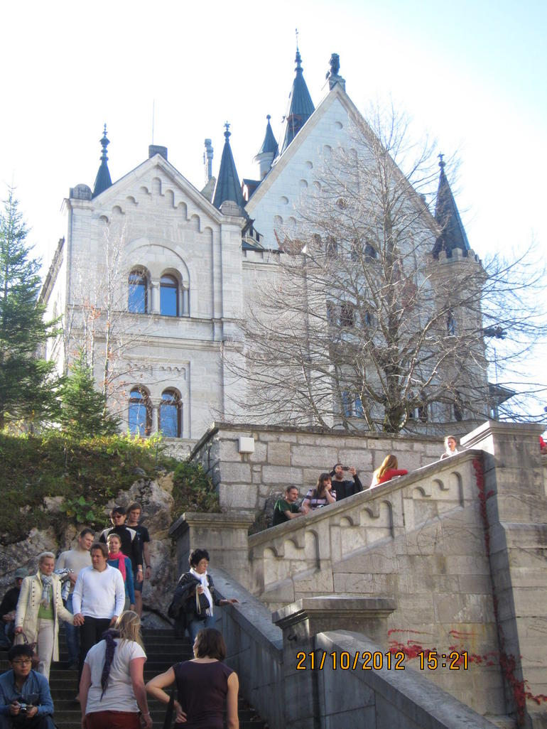 Royal Castle of Neuschwanstein - Munich