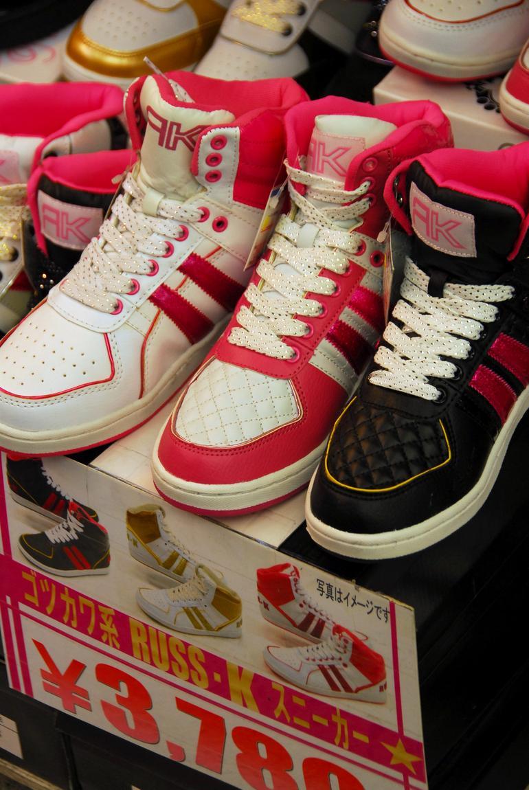 Shibuya Shoes - Tokyo