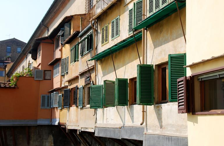 Shutters - Florence