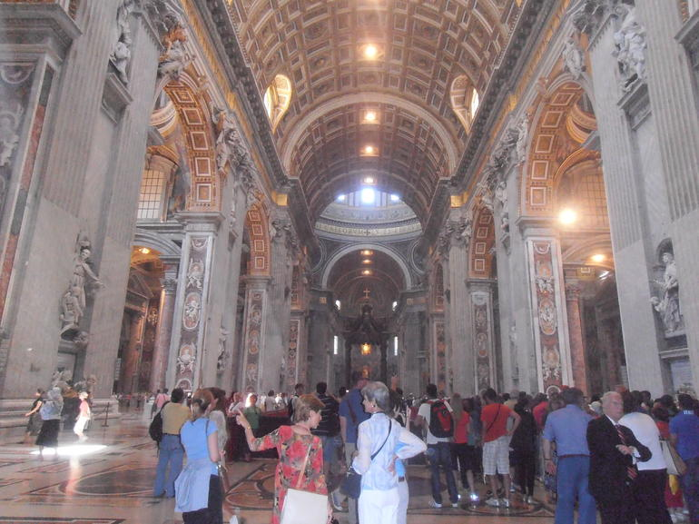 St Peter's Basilica - Rome