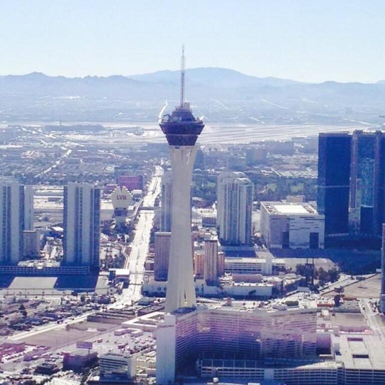 Strip View - Las Vegas