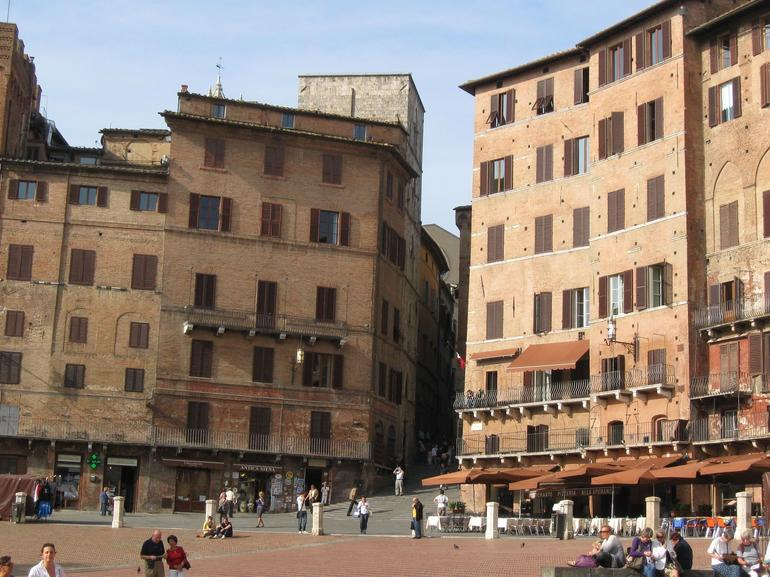 The Palio - Florence