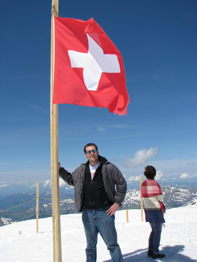 Top of Europe - Zurich