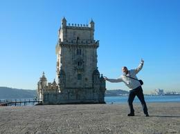Parte de la visita a Lisboa, en este caso Torre de Belem , Sergio Rogelio Q - November 2013