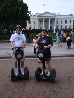 DC Segway Tour May 25, 2011 Nancy and Lynn , Lynn S - June 2011