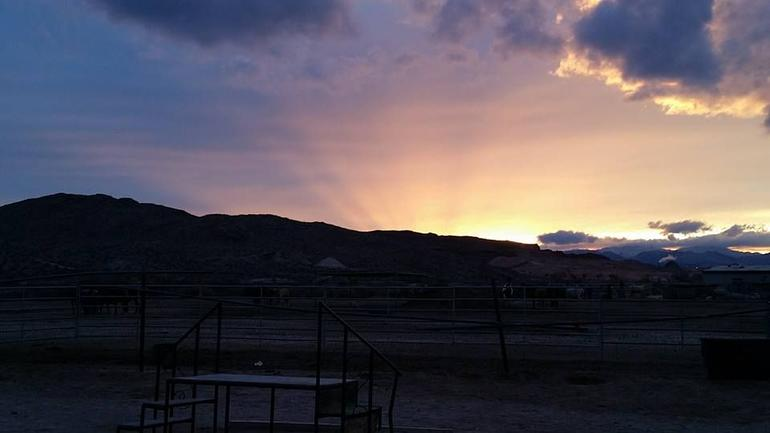 Wild West Sunset Horseback Ride with Dinner from Las Vegas photo 31