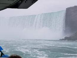 Closer encounter with the Falls , Mary A - August 2017