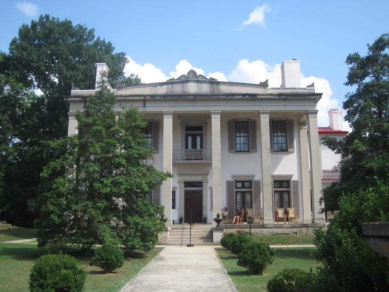 Beautiful day at Belle Meade! - Nashville