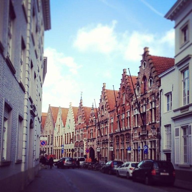 Brugges Street - Paris