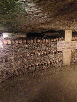 catacombs , Kim N - August 2016