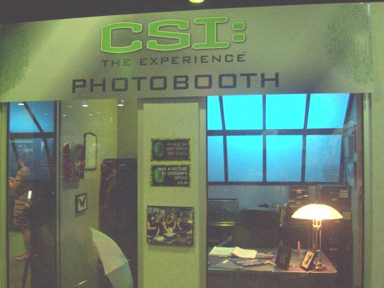 CSI: The Experience - Las Vegas