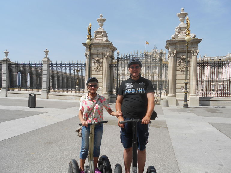 Madrid Segway Tour photo 17