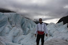 Glacier , David and Paul - June 2011