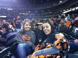 Go Giants!, Cat - January 2012