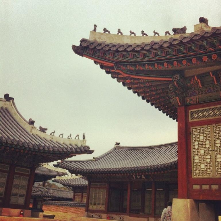 Gyeongbok palace - Seoul