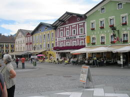 The town of Mondsee *-* , anagodinho - August 2011