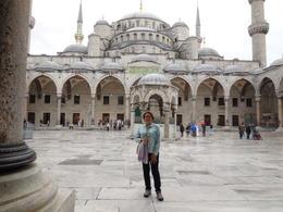 Beauty at the blue mosque , Jose Antonio G - June 2013