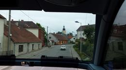 Traveling back to Vienna through Moravia. , Edward K - August 2014