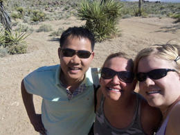 Nhat, Rachel and Lory, Nicks - June 2011