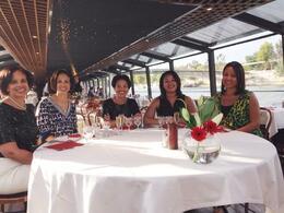 Nina Childress, Nancy Riley, Roblyn Hymes, Whitney Hymes, and Melanie Hymes , Roblyn - October 2014