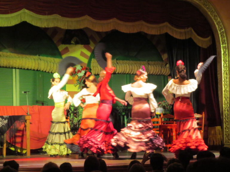 Seville Night Tour with Tablao Flamenco Show photo 20