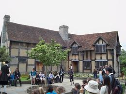 Shakespeare's birthplace., TIFFANY G - June 2010