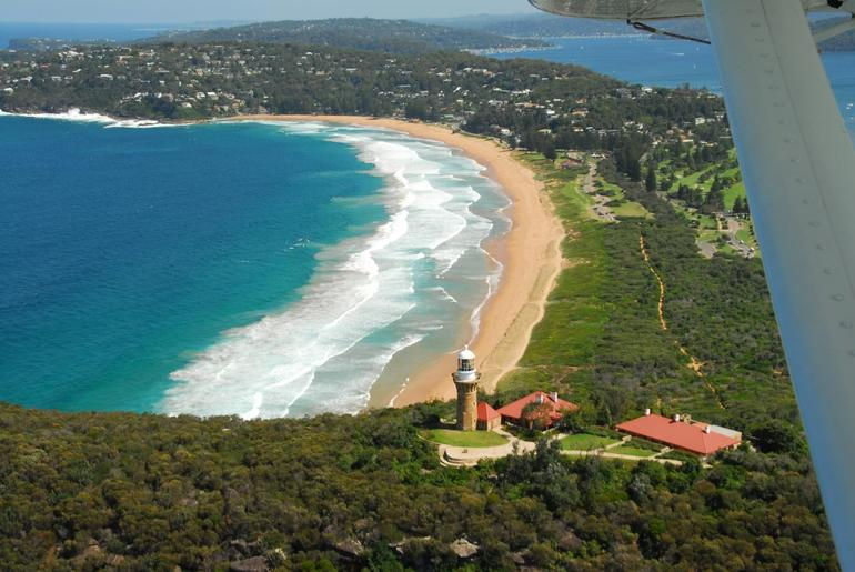 Sydney & Cottage Point Seaplane Flight - Sydney