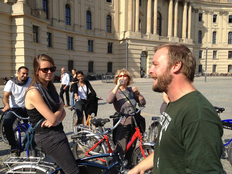 Tom the tour guide - Berlin