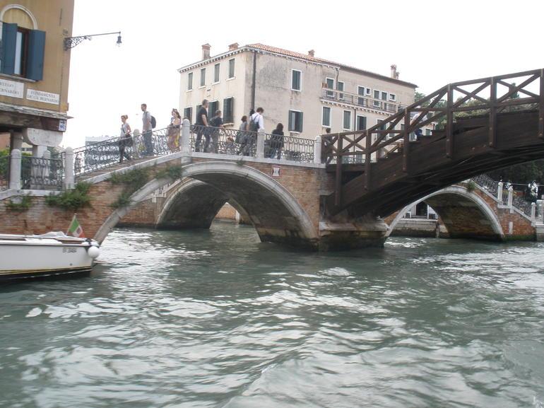 Venice canal bridges - Venice