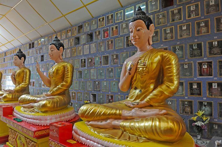 Wat Chaiya Mangkalaram Temple - Penang