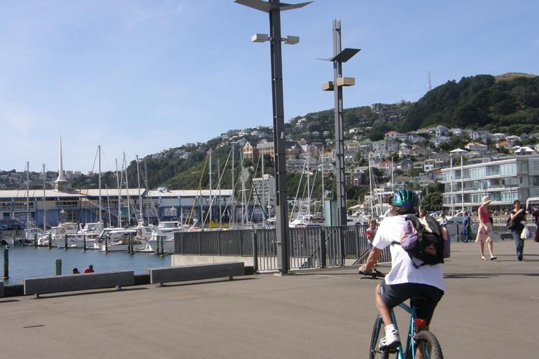 Wellington's Waterfront - Wellington
