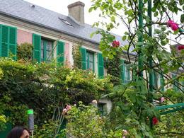 Monet's Mansion at Giverny , Ericka B - June 2017