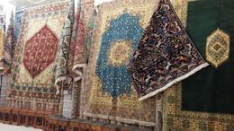 Carpets for sale in a lovely shop , simon-hunt - June 2017