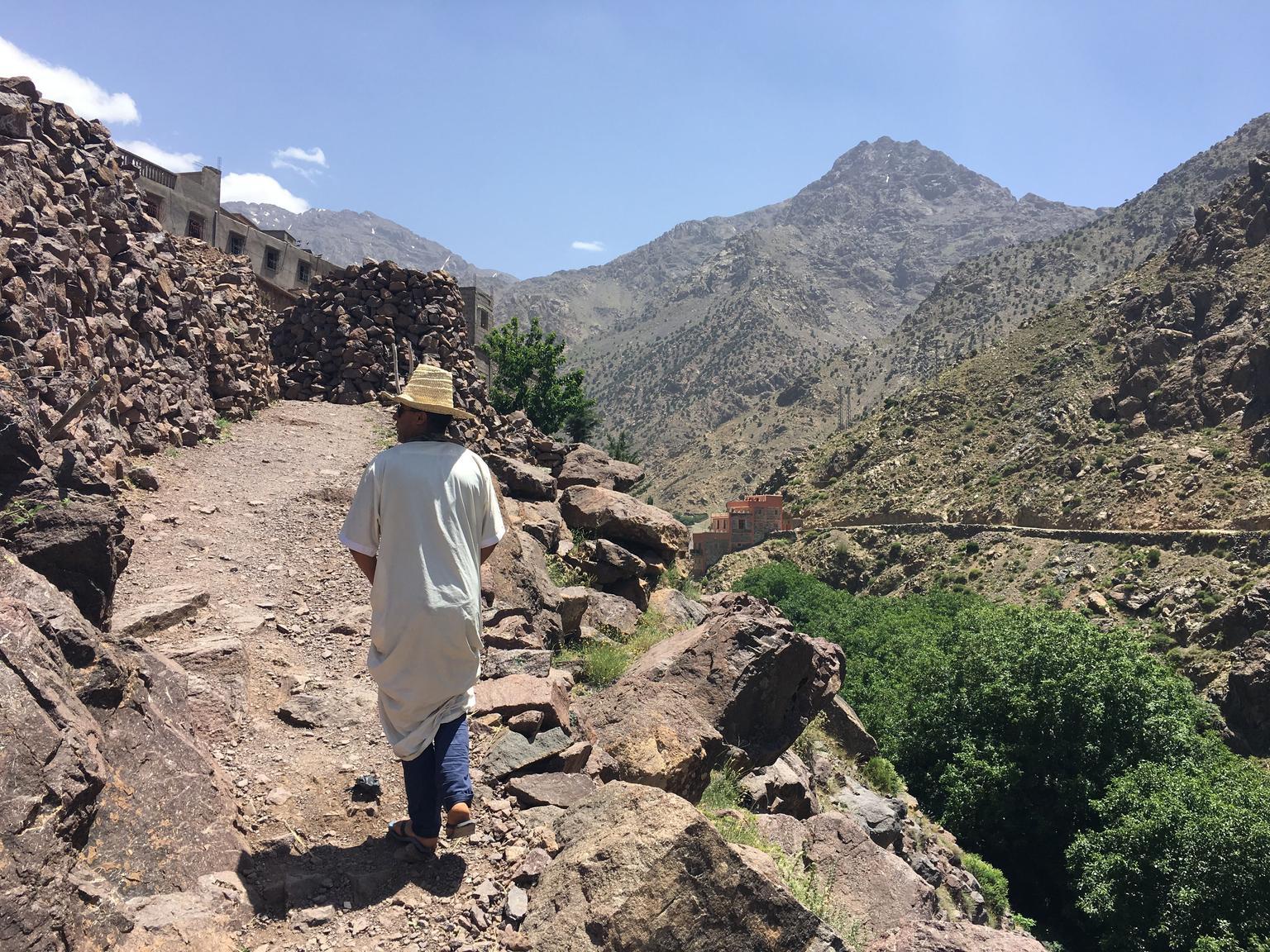 MAIS FOTOS, Viagem diurna particular: vilas berberes, 3 vales e Montanhas Atlas com tudo incluso
