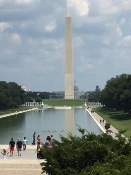 Lincoln Memorial Reflecting Pool , Joanne N - August 2017