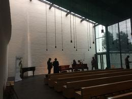 St Lawrence's Chapel Vantaa Both were venues for the music festival , Joy O - August 2017