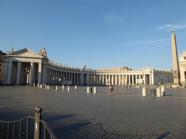 Vatican Highlights Small Group Tour