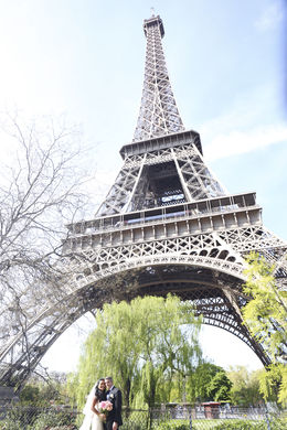 Renew Your Wedding Vows in Paris, Jessica N - May 2016