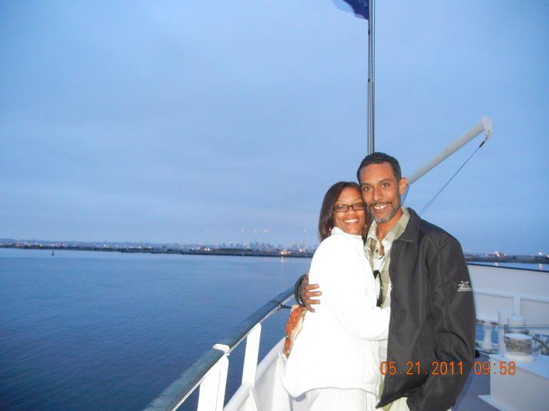 Cruising San Diego Harbor - San Diego